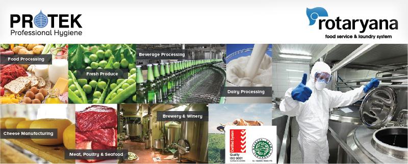 Food Safety, Cleaning Sanitasi & Halal di Industry Horeca