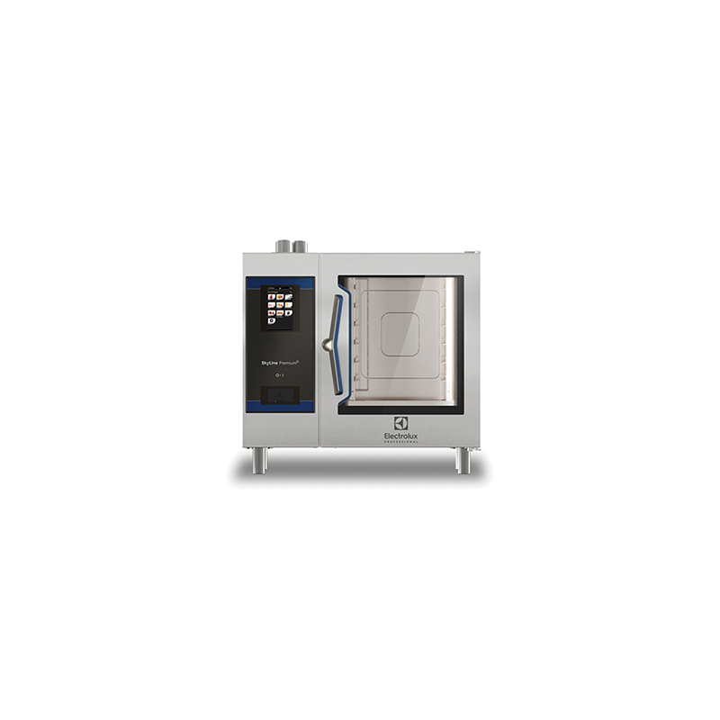 Skyline Premium S Electric 217750 6GN1/1 Combi Oven With Boiler