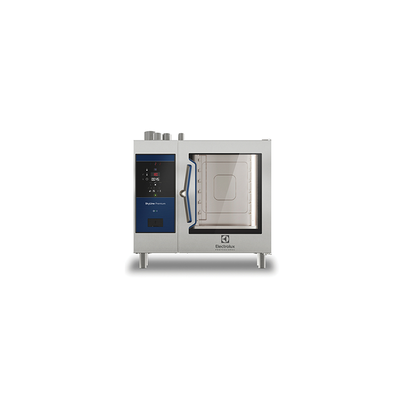 Skyline Premium Gas 217890 6GN1/1 Combi Oven With Boiler