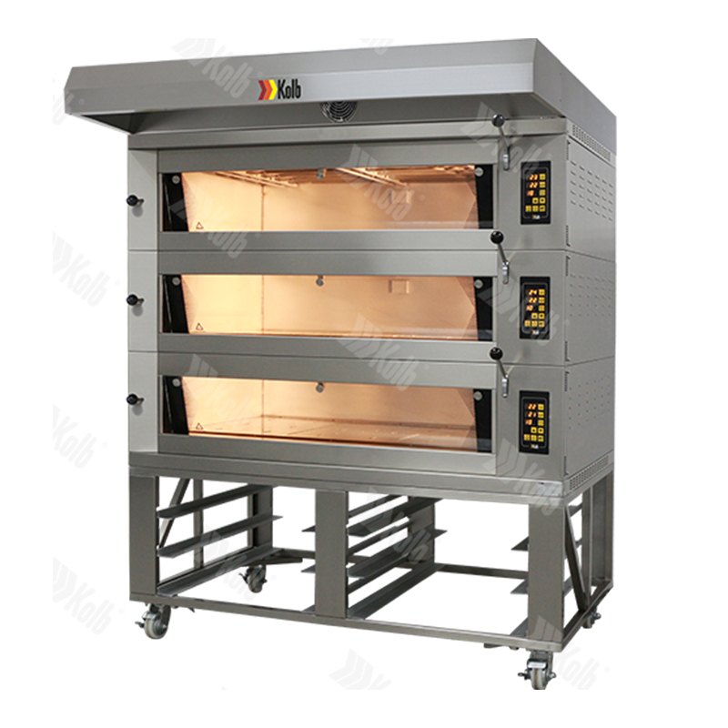 Deck Oven Laguna Easy