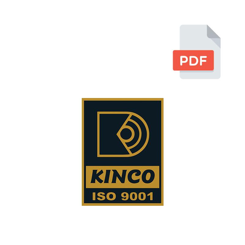 Kinco PDF