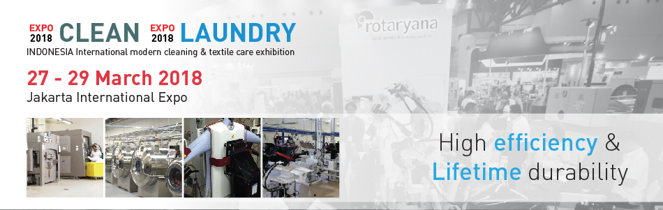 Expo Clean & Expo Laundry 2018