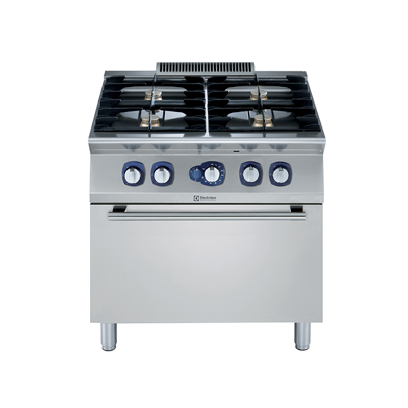 371002 4 Burner gas with gas oven