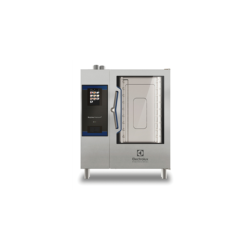 Skyline Premium S Electric 217722 10GN1/1 Combi Oven With Boiler