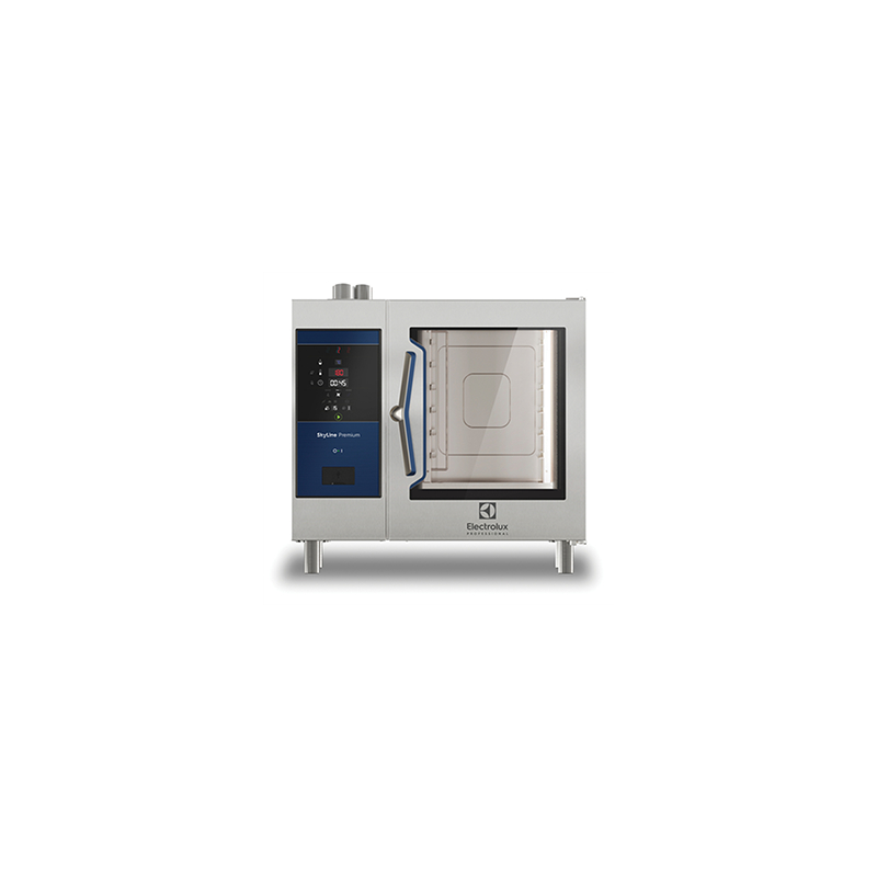 Skyline Premium Electric 217820 6GN1/1 Combi Oven With Boiler