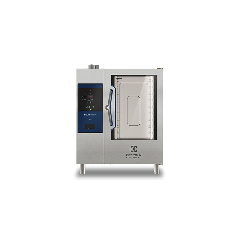Skyline Premium Electric 217852 10GN1/1 Combi Oven With Boiler