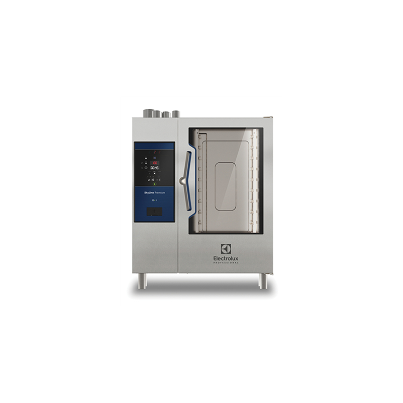 Skyline Premium Gas 217882 10GN1/1 Combi Oven With Boiler